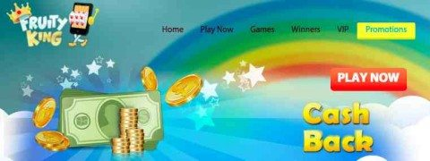Elinuka King Khulula SMS Casino Cash Back Bonus