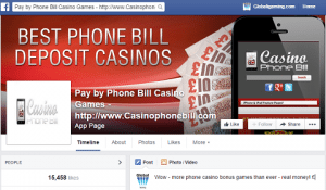 Mayar ku Phone Bill Kasino Games-casinodepositphonebill480