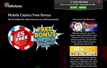 New Casino Mobile Slot Games