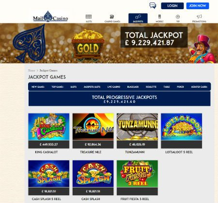 Mail Casino Slot Machine For Free