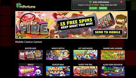 Slots For Mobile