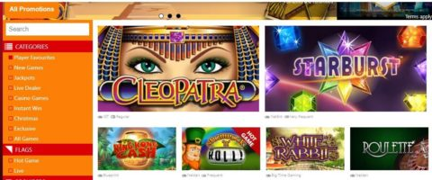 mobile Casino Offers Today
